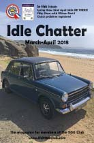 Latest Idle Chatter