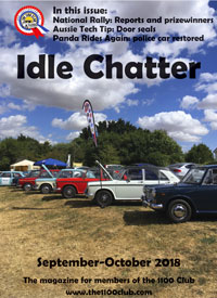 Idle Chatter Sept-Oct 2018