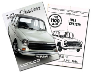 Idle Chatter Magazines