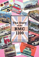 Book cover: The Story of the BMC 1100
