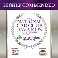 NCCA Highly Commended logo